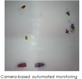 """Innovation and practical implementation of observation and warning systems for insect pests in order to make Flemish fruit and vegetable cultivation more sustainable and internationalised (""""Automated monitoring"""")."""