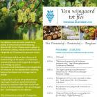 Van wijngaard tot fles